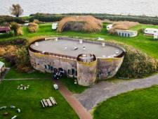 Uit eten en vergaderen op deze historische plek met dikke muren