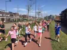Bernadetteschool haalt 10.000 euro op voor goede doel