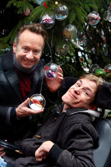 Joris Linssen en zijn beroemde tv-kerstboom komen opnieuw naar Leerdam