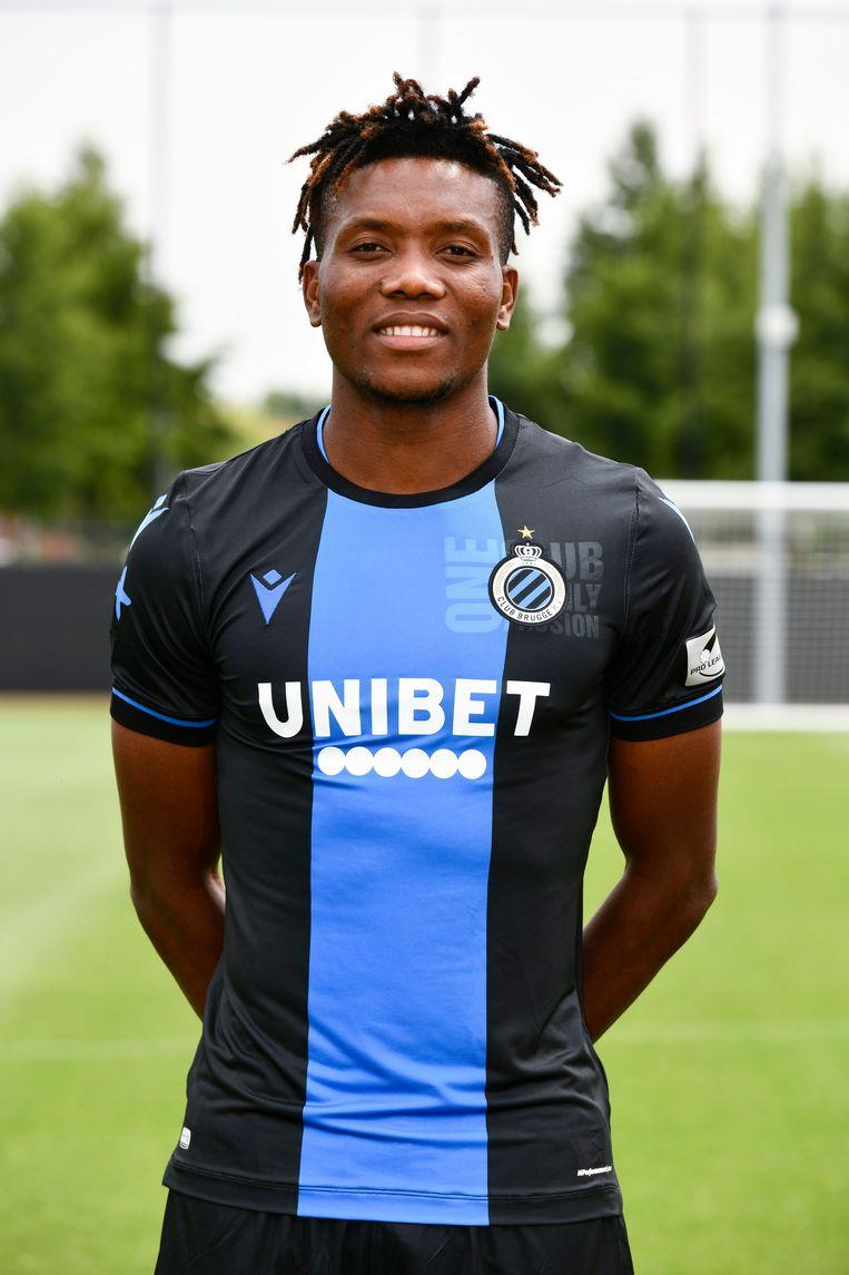 David Okereke.