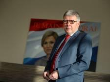 Wierden neemt afscheid van burgemeester Robben