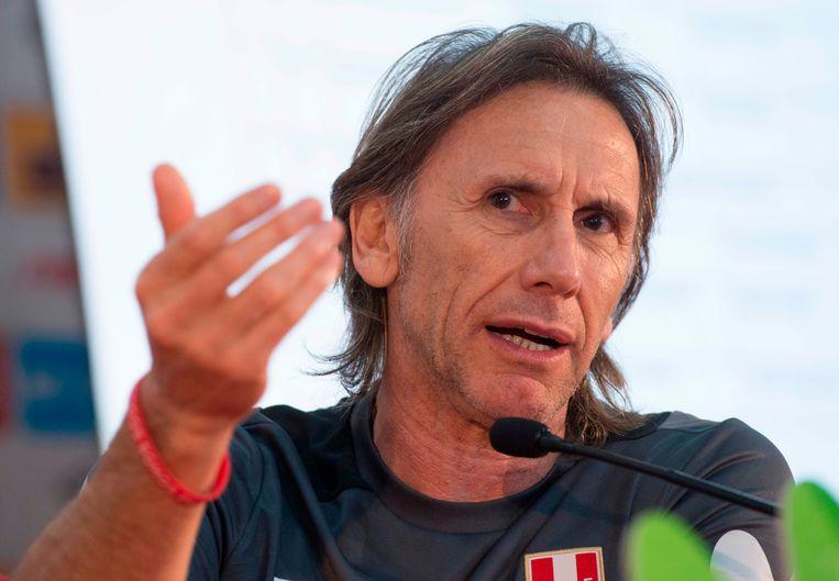 Ricardo Gareca.