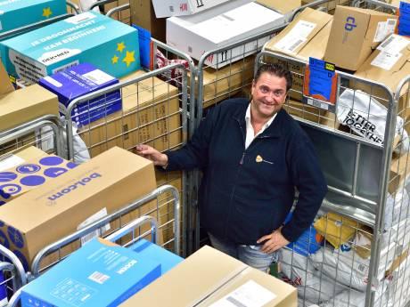 58.000 pakjes per dag en een kerstdorp in de kantine: december vanuit het sorteercentrum
