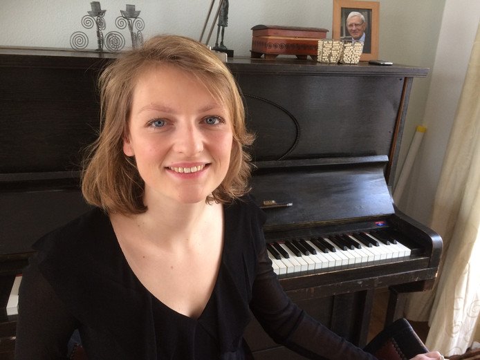 Heleen Bongenaar zingt op 24 maart in de Sint-Maartenskerk in Zaltbommel
