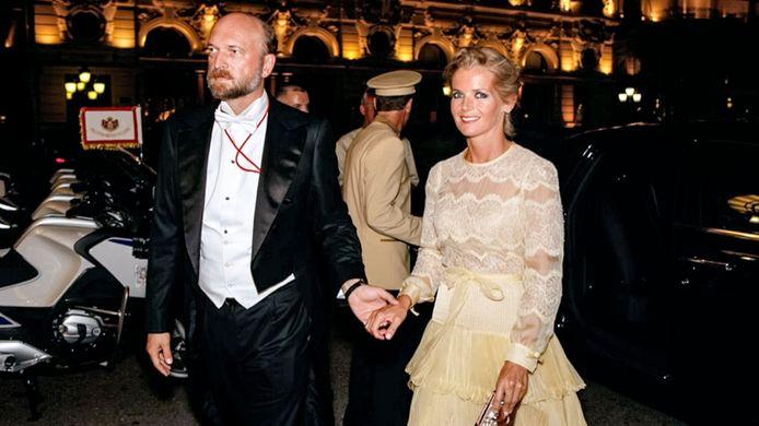 De Britse gravin Alexandra Tolstoj beleefde een sprookjesromance met de Russische miljardair Sergej Pugachev.