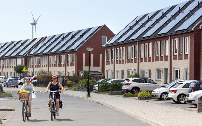 Verkeerd aangelegde zonnepanelen kunnen het politienetwerk verstoren. Foto ter illustratie.