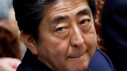 Tweede schandaal dringt Shinzo Abe verder in het defensief