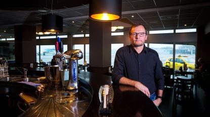 """Brasserie op luchthaven gaat noodgedwongen 'in winterslaap' na faillissement VLM: """"Met amper 4 vluchten per dag kunnen wij onze zaak niet vullen"""""""