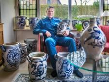 Wie heeft Keulse potten voor archeoloog Ron (53)?