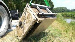 VIDEO. Jonge magneetvissers vinden gestolen bankkluis in Demer