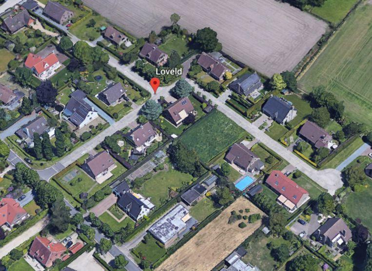 Loveld Laarne, vlakbij de R4.