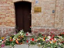 """L'assaillant de Halle voulait """"commettre un massacre"""" dans la synagogue"""