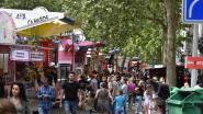 139ste Brusselse Zuidfoor geopend met feestelijke stoet