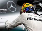 Mercedes wint vijfde constructeurstitel op rij
