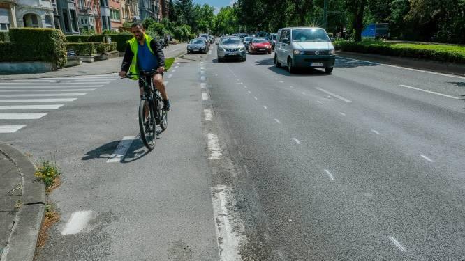 Meer fietsongevallen in Brussel in 2020