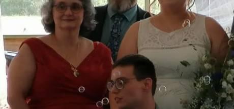 Zorgheld Laura ontroert het internet: gehandicapte Wouter kan bij bruiloft zus zijn