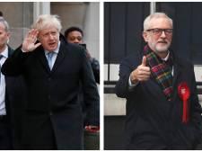 Exit polls: Boris Johnson haalt grote meerderheid en wint verkiezingen