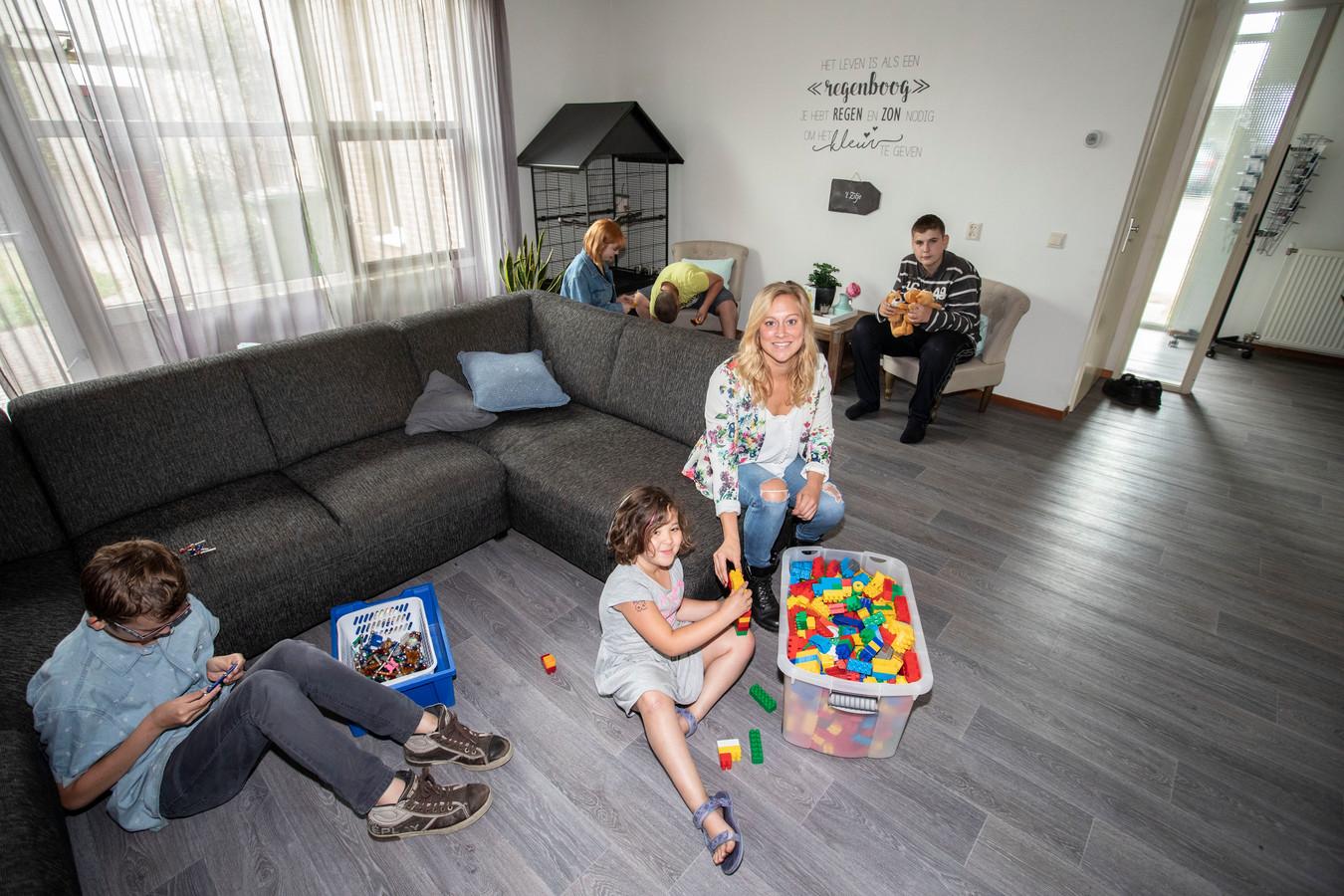 Nikki Joris in Nieuw Zorgcentrum Gemert