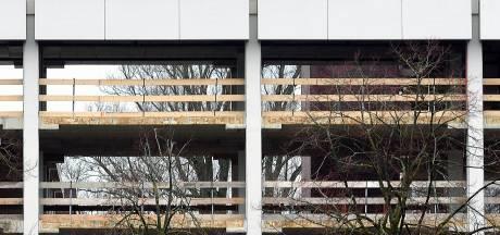 Stadskantoor Roosendaal transparant