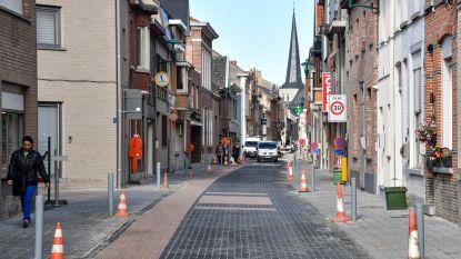 Kappellestraat in Hamme gaat volgende week volledig open
