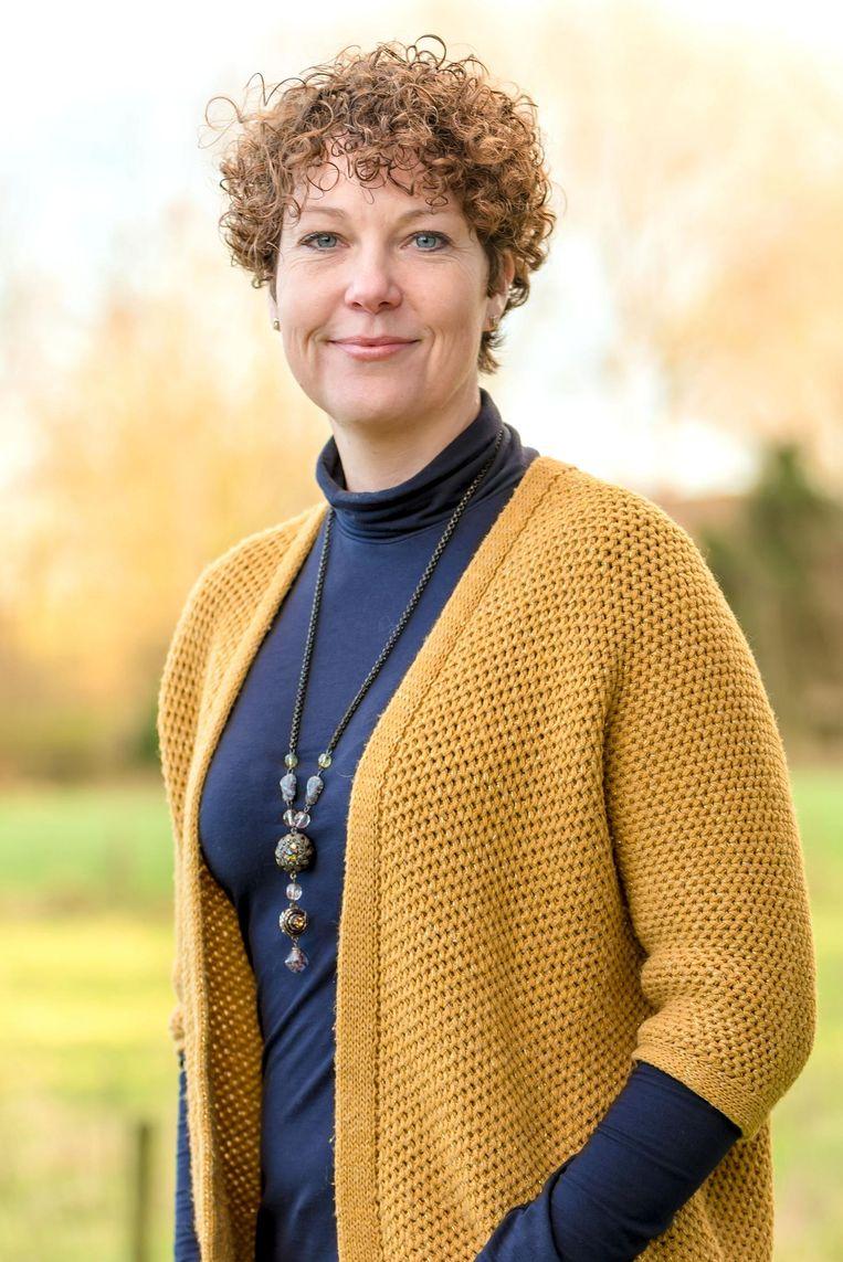 Patricia Dekens (39) wil met haar nieuwe bedrijf 'Het Derde Geluk' ouderen persoonlijke zorg aanbieden.