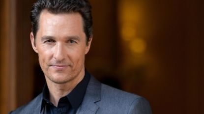 "Matthew McConaughey geeft toe: ""Ik stal die slangenleren 'Magic Mike'-string"""