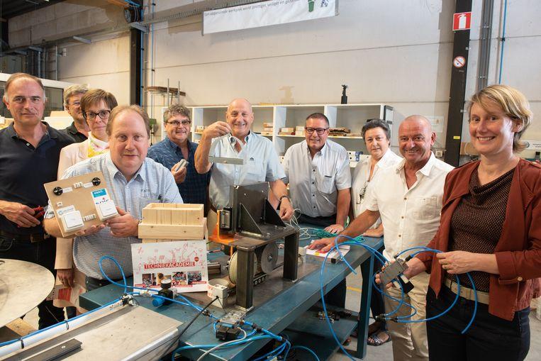 De Techniekacademie zal plaatsvinden in het bedrijf Van Hoecke Automation