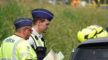 Vier personen gearresteerd bij politieactie