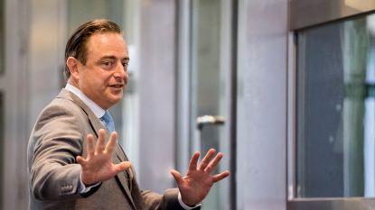 De Wever was populairste lijsttrekker tijdens verkiezingen