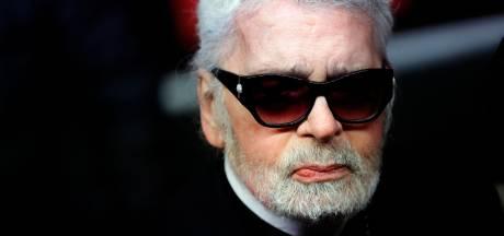 Modeontwerper Karl Lagerfeld (85) overleden