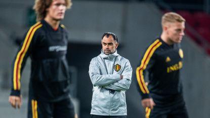 """100 dagen voor start EK beloften waarschuwt bondscoach Walem zijn spelers: """"Tóón dat jullie klaar zijn"""""""