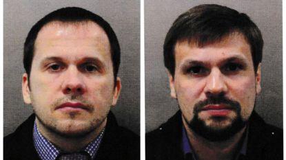 Russen halen schouders op over onthulling verdachte van vergiftiging Skripal