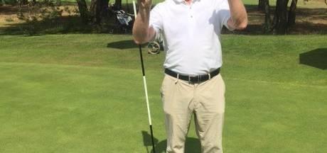 Golfer Robert (70) beleeft dag  van z'n leven: twee keer hole-in-one