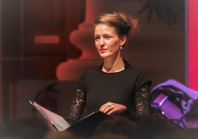 Marlotte van 't Hoff: ,,Optreden in Zeeland is voor mij altijd een thuiswedstrijd''.