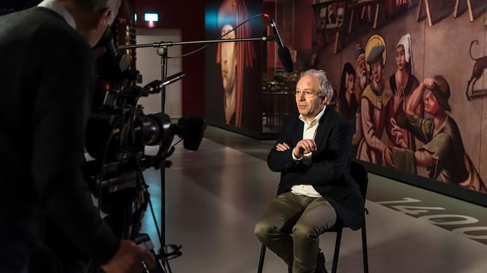 Interview met Jos Koldeweij.
