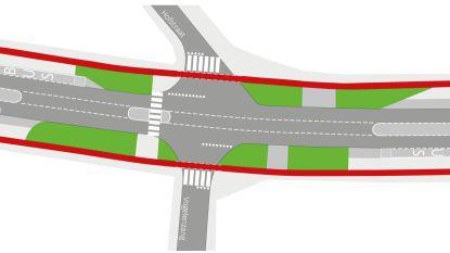 Binnenkort veiliger fietsen langs Herentalsebaan dankzij rechttrekken fietspaden