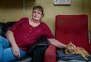 Morgen zou de cardioloog het hart van Monique Smit-Janse onderzoeken in het Slotervaart ziekenhuis. Dat gaat nu niet door.