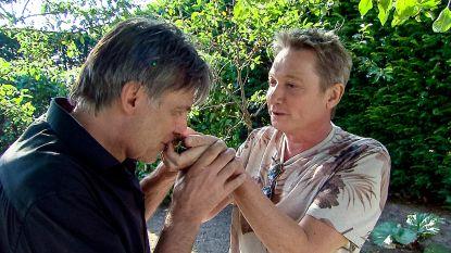De anti-stresstherapie van Bart Kaëll: wroeten in de moestuin