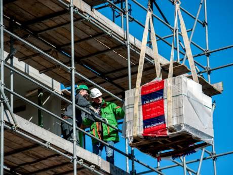 Bouw sociale huurwoningen in regio Utrecht daalt naar dieptepunt