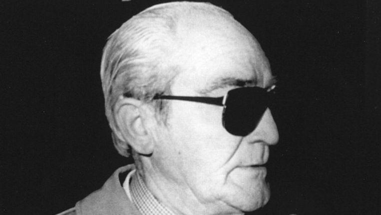 Siert Bruins, archieffoto van 1979. Beeld null