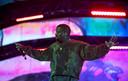 Kanye West noemde zichzelf 'de grootste artiest die God ooit heeft gemaakt'.