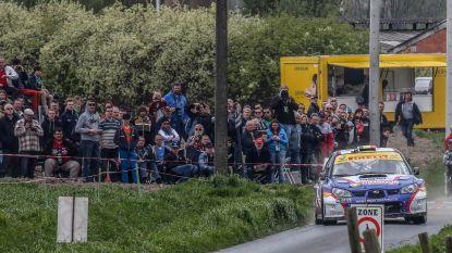 TAC Rally uitgesteld naar latere datum