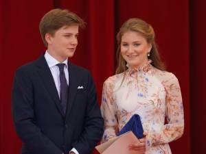 La princesse Elisabeth a attiré tous les regards à la fête nationale