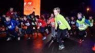 Duizenden lopers sluiten 2018 sportief af tijdens 'New years Night running festival'
