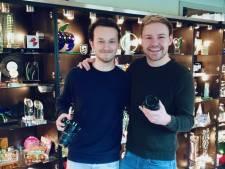 Jesse en Stan bieden door coronacrisis getroffen Zutphense horeca gratis een promovideo aan