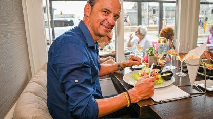 """Luc Bellings proeft tomaat-garnaal: """"Sorry, maar voor deze prijs is dit bord een verkrachting"""""""
