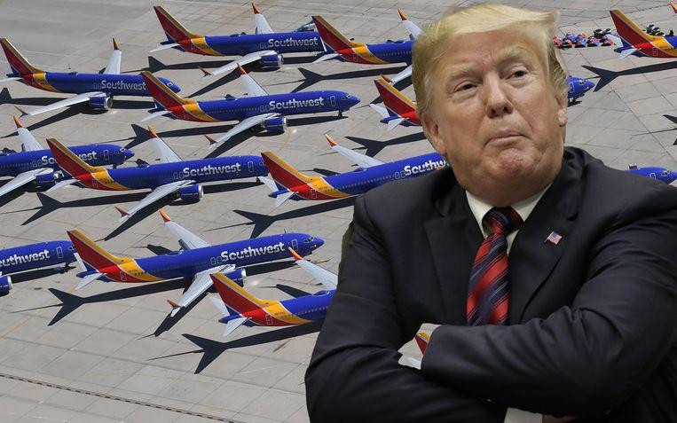 """""""Maar ja, wat weet ik er nu van"""", zegt de president nog."""