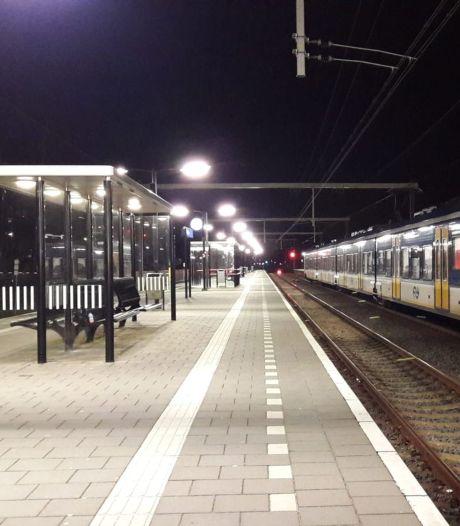 Ook op zondag ieder half uur met de trein van en naar Wijchen
