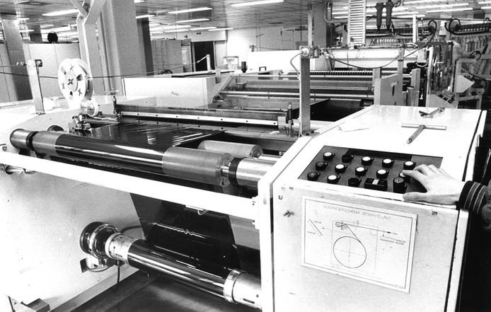 De machines worden stilgezet wanneer in 1993 bekend wordt dat PDM failliet is. Het bedrijf maakt een doorstart als PMO en wordt overgenomen door een Duits bedrijf.