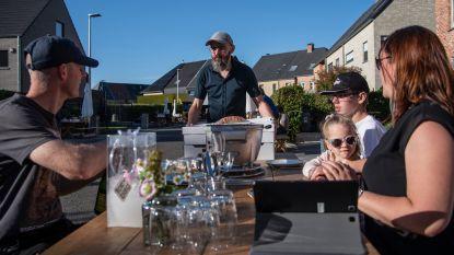 """'Coronaproof' feest in je straat? Het kan: """"Dineer samen met je buren in de voortuin op veilige afstand"""""""